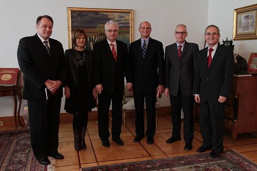 Vilson_u_poseti_predsedniku_Josipovicu