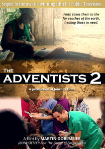 Adventists 2 DVD-COVER